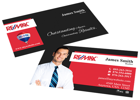 remax business card templates download gallery card