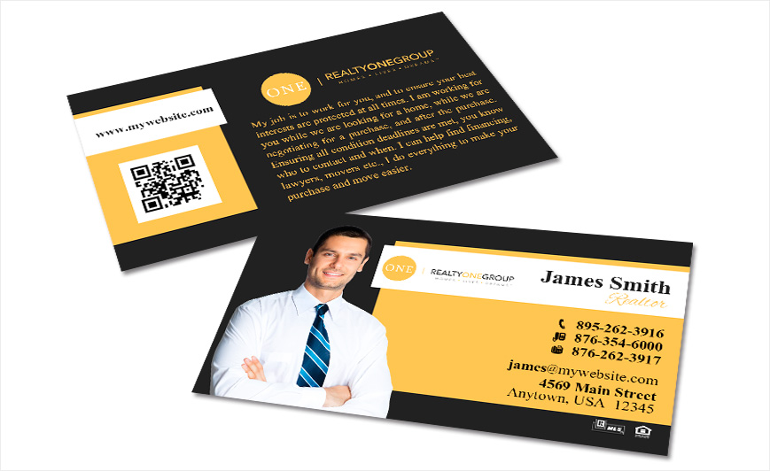 Realty one group business cards realty studio design realty one group business cards reheart Images