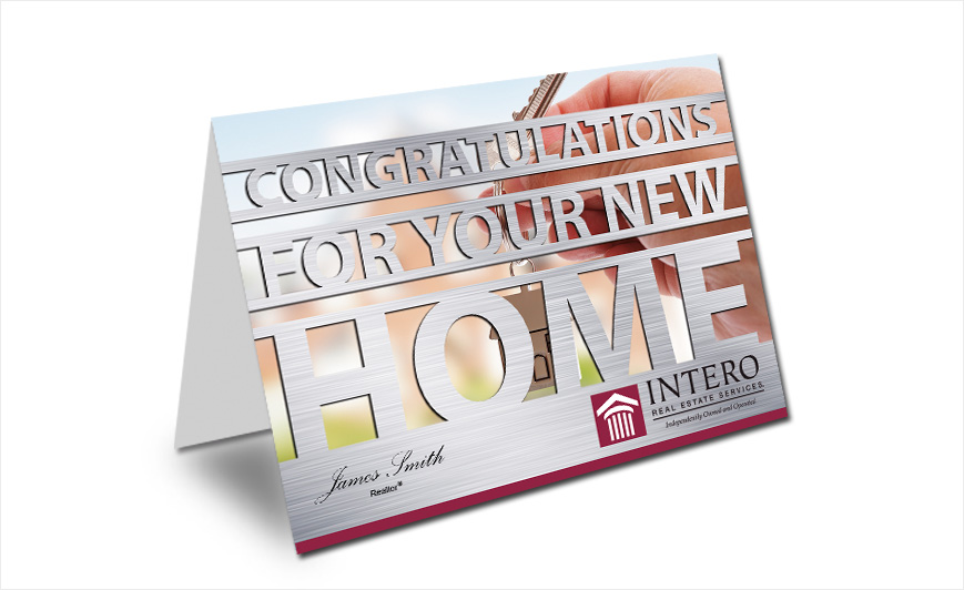 Intero real estate greeting cards realty studio design real estate greeting cards real estate agent greeting cards real estate office greeting cards m4hsunfo