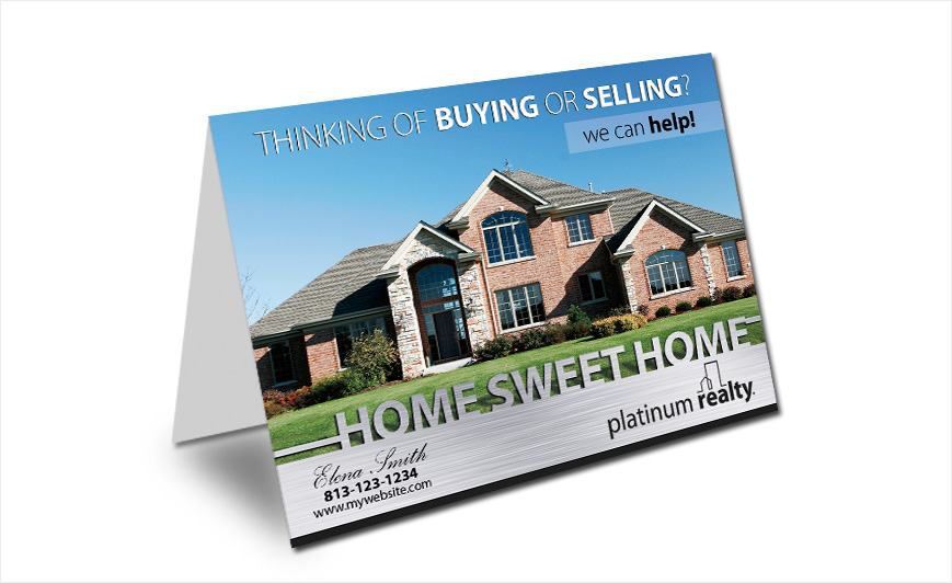 Platinum realty greeting cards realty studio design platinum realty greeting cards m4hsunfo