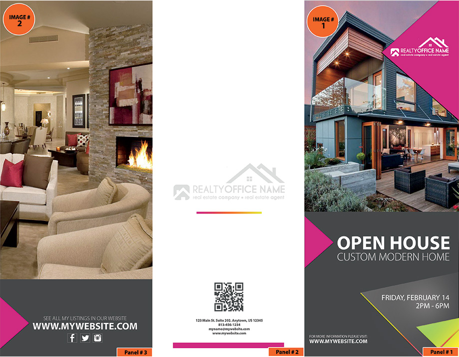 Real Estate Brochure Samples | Realtor Brochure Samples