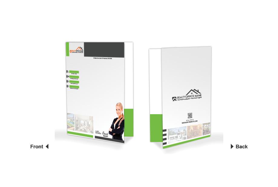 Real Estate Folders RSD FO 101