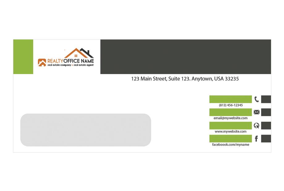 Real Estate Envelope RSD EN 101