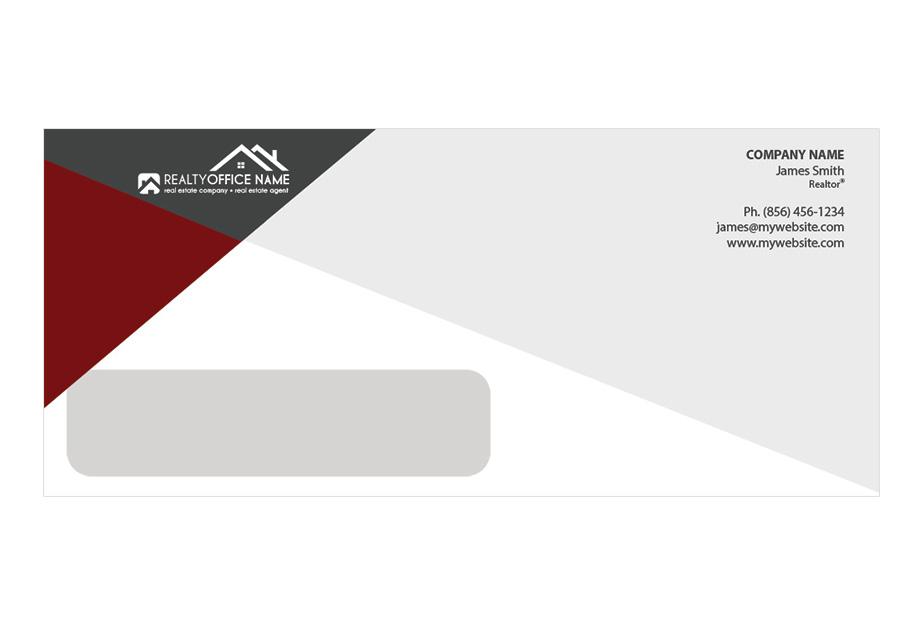 Real Estate Envelope Templates