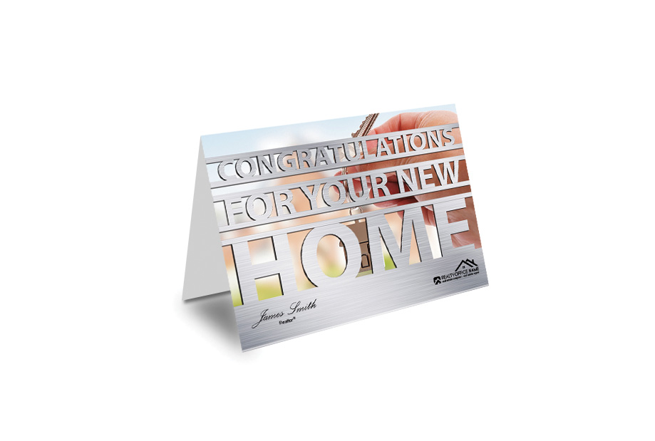 Real estate greeting card template realtor greeting card template real estate greeting cards realty greeting cards m4hsunfo