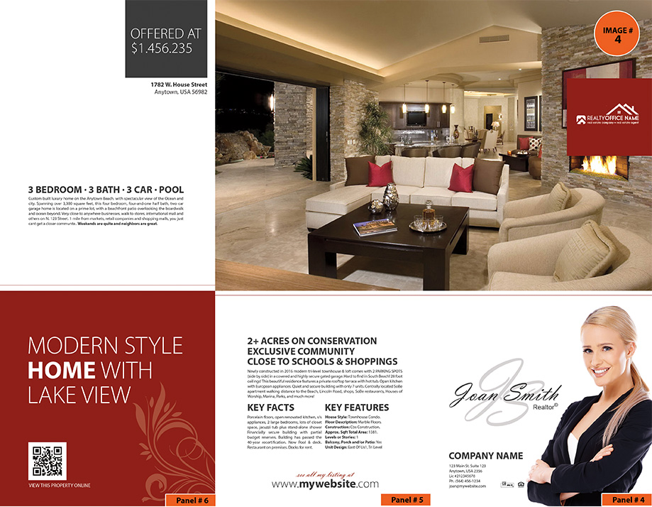 Real Estate Brochures | Realty Brochures