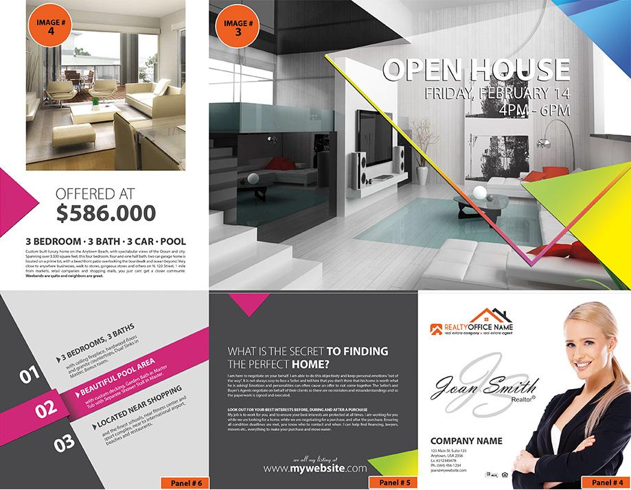 Real Estate Brochures   Realty Brochures