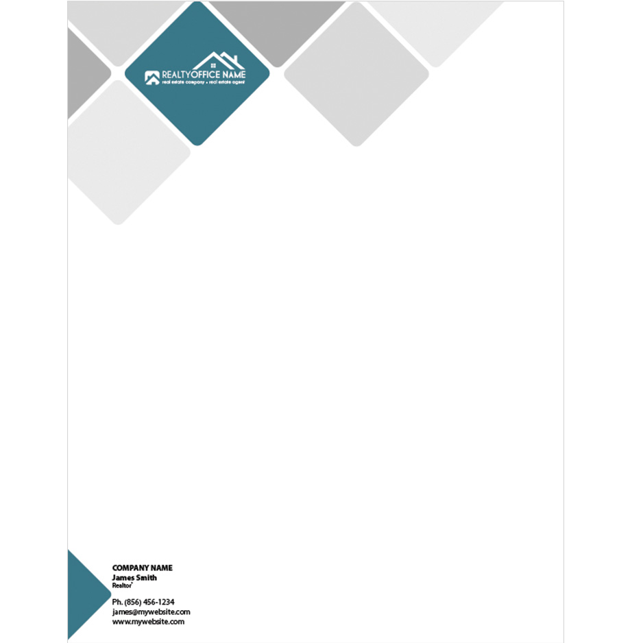 Real estate letterhead samples realtor letterhead samples real estate letterhead rsd lh 104 thecheapjerseys Image collections