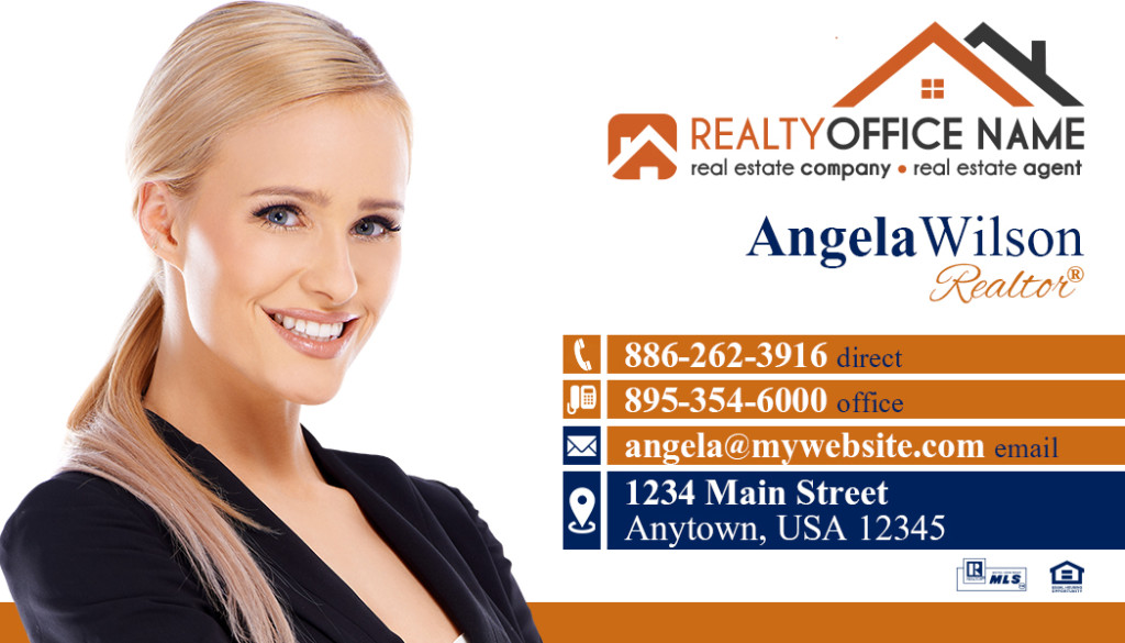 Real Estate Business Cards RSD BC 101