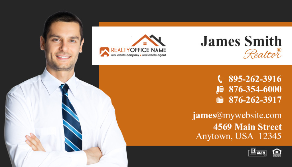 Real estate business cards template realtor business cards template real estate business cards flashek