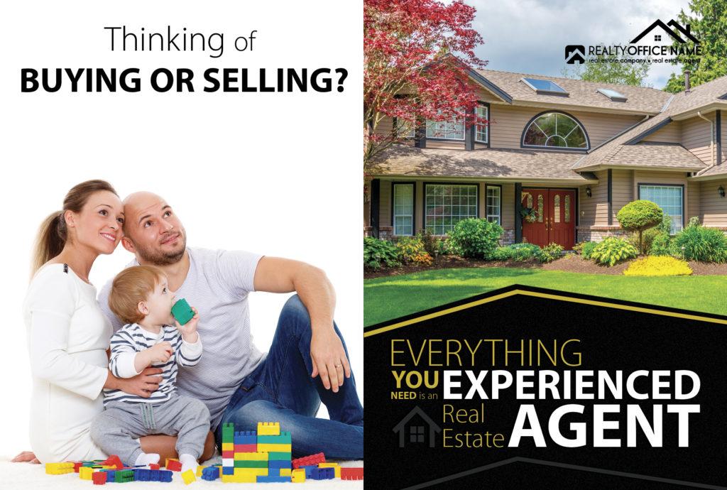 Real Estate Postcards, Realtor Postcards, Real Estate Agent Postcards, Real Estate Office Postcards, Broker Postcards, Postcard Ideas