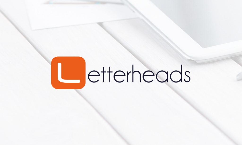 Real Estate Letterheads Design Printing