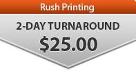 ○ Add Rush