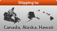 ○ Add Shipping to: Canada, Alaska, Hawaii