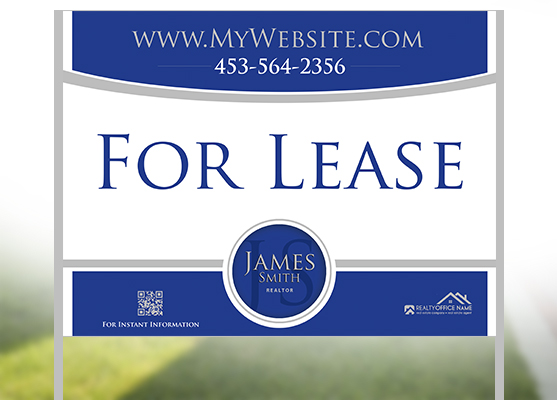 For Lease Signs | Real Estate For Lease Signs, Custom For Lease Signs, For Lease Sign Templates, Commercial For Lease Sign, Office Space For Lease Sign