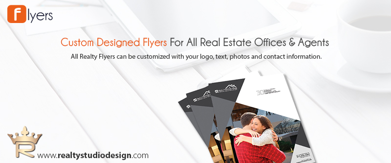 Real Estate Agent Flyer Printing | Design and Printing Services