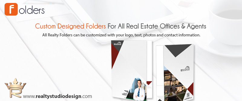 Real Estate Folders, Real Estate Folder Templates, Real Estate Agent Folder Templates, Real Estate Office Folder Templates, Realtor Folder Templates, Real Estate Broker Folder