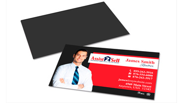Assist 2 sell business card magnets assist 2 sell magnetic the onlines leading provider of assist 2 sell business card magnets for offices and agents colourmoves