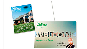 Better Homes And Gardens Postcards