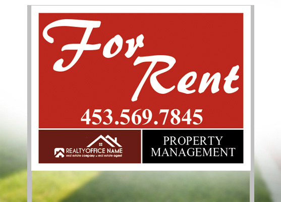 For Rent Signs | Real Estate For Rent Signs, Custom For Rent Signs, For Rent Sign Templates, Realtor For Rent Sign, For Rent Yard Signs, House For Rent Sign