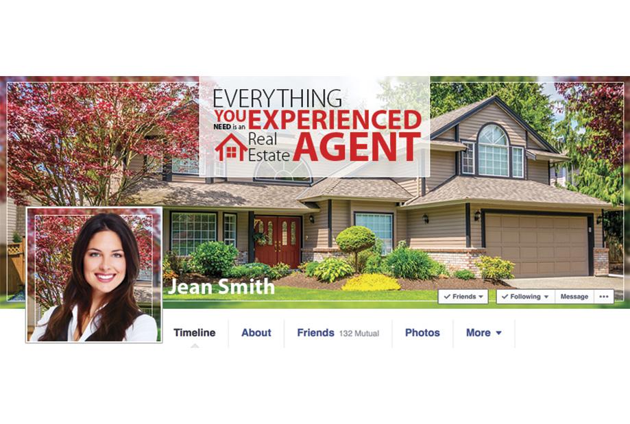 Real Estate Facebook Graphic Template Real Estate Facebook Cover