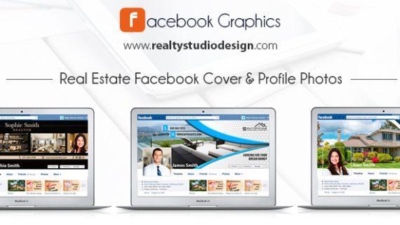 Real Estate Facebook Cover | Realtor Facebook Cover Photo