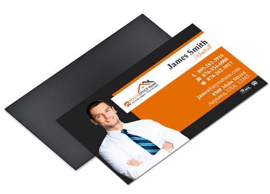 Real Estate Business Card Magnets | Magnetic Business Cards