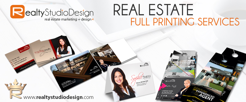 Real Estate Printing Solutions | Realtor Printing Solutions, Real Estate Agent Printing Solutions, Real Estate Office Printing Solutions, Broker Printing