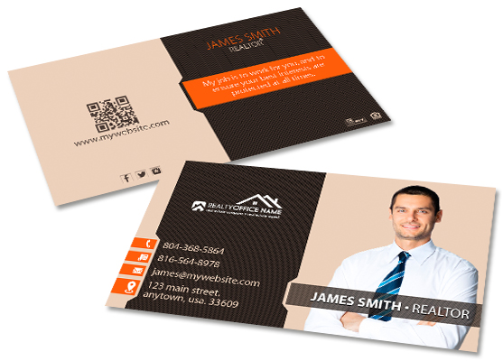 Real Estate Business Cards Real Estate Agent Business Cards
