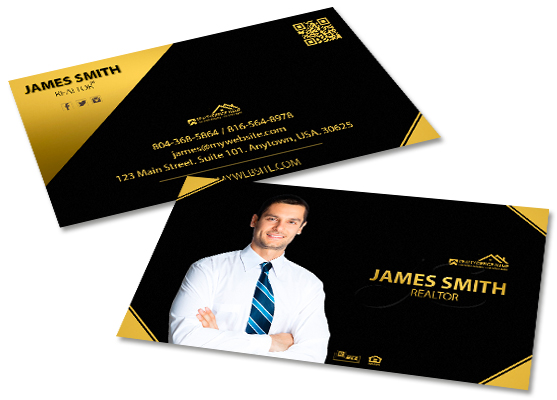 Real Estate Business Cards | Real Estate Agent Business Cards