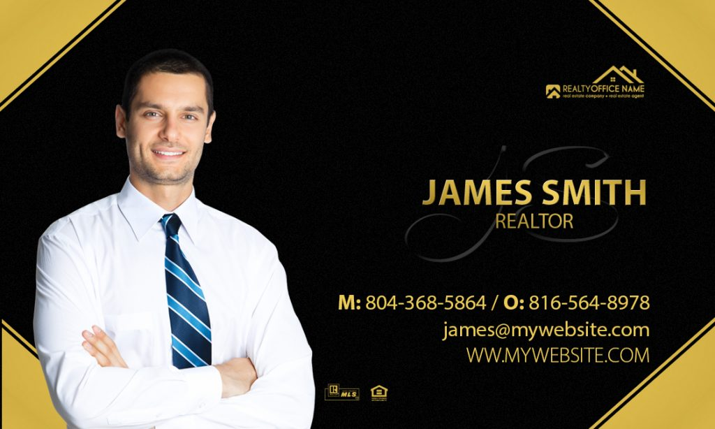 Real Estate Business Card Magnets Ideas