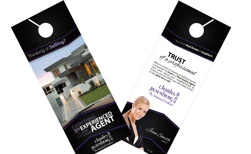 Consulting Services Door Hanger Template Printable Consulting