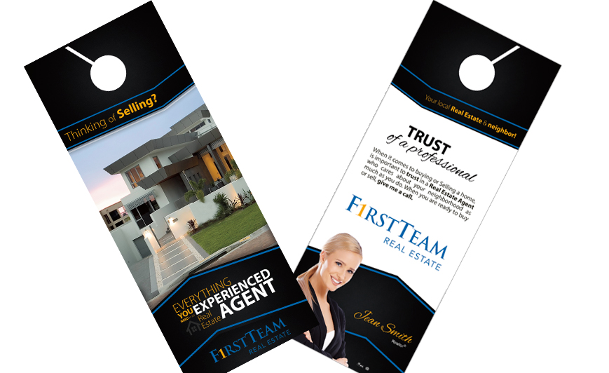 First team real estate business cards first team business card the onlines leading provider of first team real estate business cards for offices and agents reheart Images