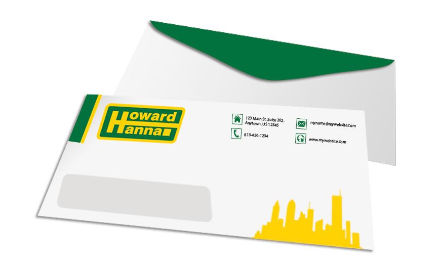 Howard Hanna Envelopes | Howard Hanna Envelope Templates, Howard Hanna Envelope designs, Howard Hanna Envelope Printing, Howard Hanna Envelope Ideas