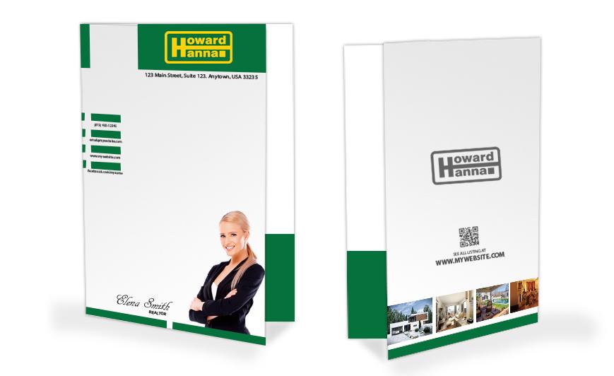 Howard Hanna Folders | Howard Hanna Folder Templates, Howard Hanna Folder designs, Howard Hanna Folder Printing, Howard Hanna Folder Ideas