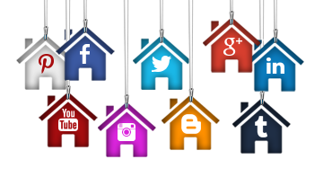 Real Estate Social Media Marketing | Social Media Management, Real Estate Social Media, Real Estate Agent Social Media, Realtor Social Media