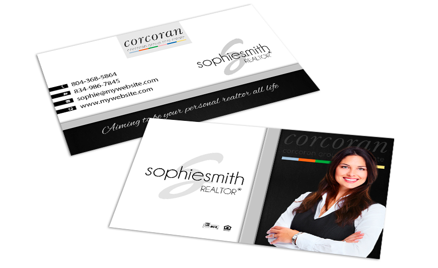Corcoran real estate business cards corcoran business card printing custom corcoran real estate business cards corcoran real estate business card templates corcoran real estate business card designs corcoran real estate reheart