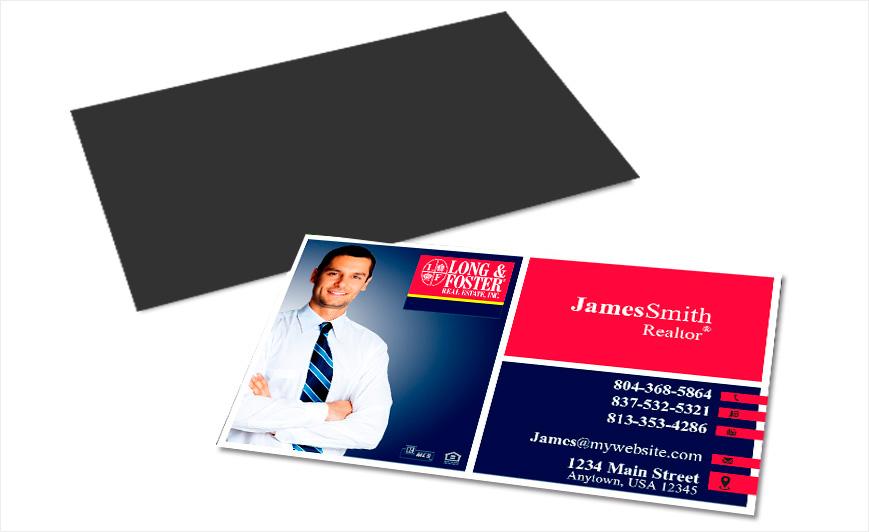 custom long foster business card magnets long foster magnetic business cards long foster business card magnet designs long foster business card magnets - Business Card Magnets