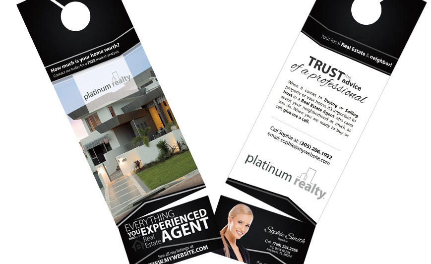 Platinum realty door hangers business card slits platinum realty door hangers business card slits platinum realty door hangers rip cards platinum realty door hangers business card holder and platinum colourmoves Images