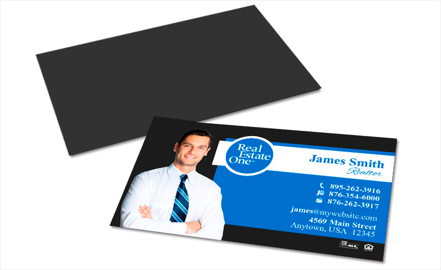 Real estate one business card magnets real estate one magnetics custom real estate one business card magnets real estate one magnetic business cards real estate one business card magnet designs real estate one colourmoves