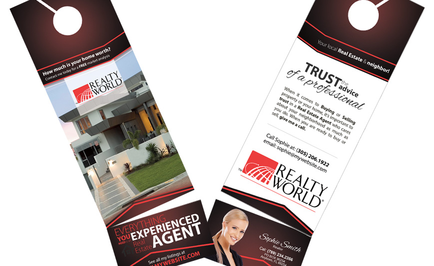 Realty world door hangers business card slits business card slits realty world door hangers business card slits realty world door hangers rip cards realty world door hangers business card holder and realty world door reheart Choice Image