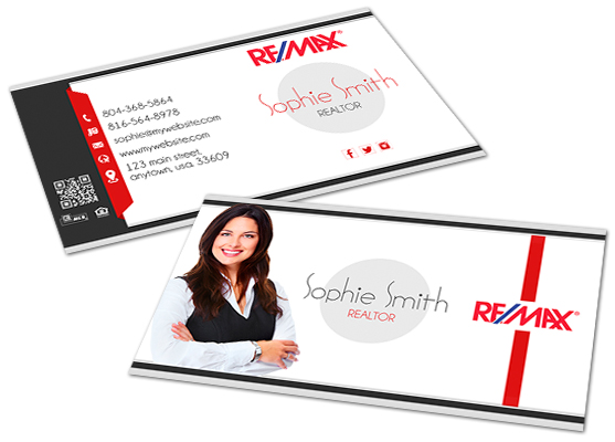 remax business cards remax business card templates