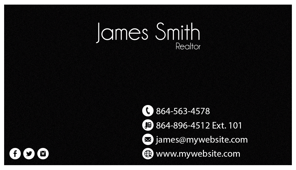 Real estate business cards template realtor business cards template real estate business cards rsd bc 128 alramifo Gallery