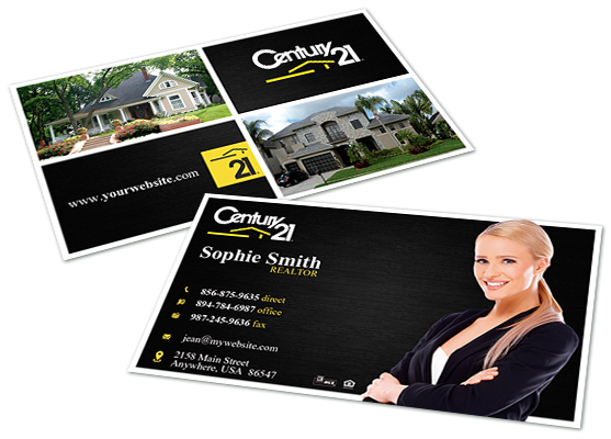 Century Business Cards Century Business Card Templates - Century 21 business cards template
