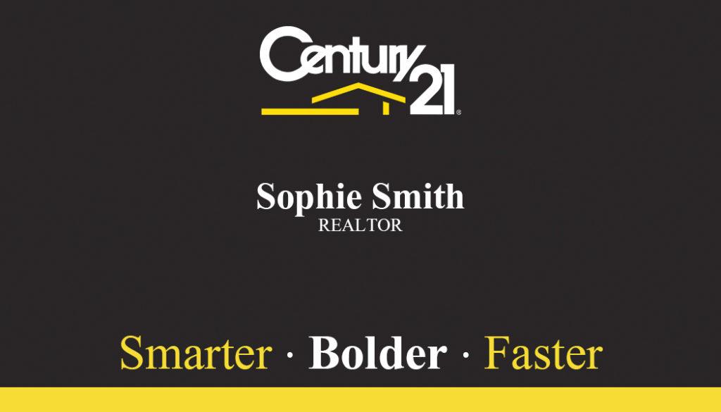 Century 21 Business Card   Century 21 Business Card Ideas