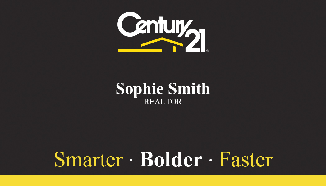 Century 21 Business Cards | Century 21 Business Card Template