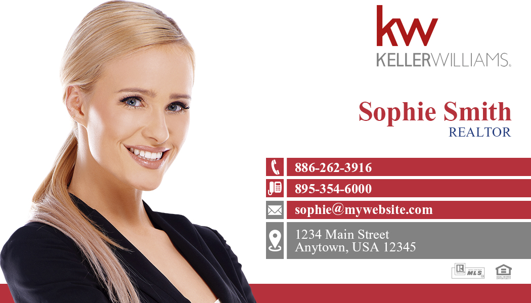 Keller Williams Business Cards Keller Williams Business