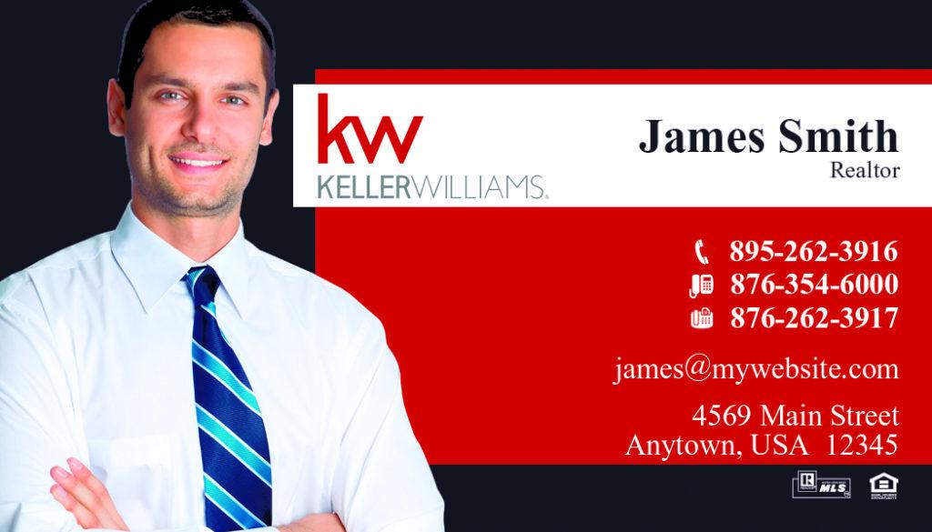 Keller Williams Business Card | Keller Williams Business Card Ideas