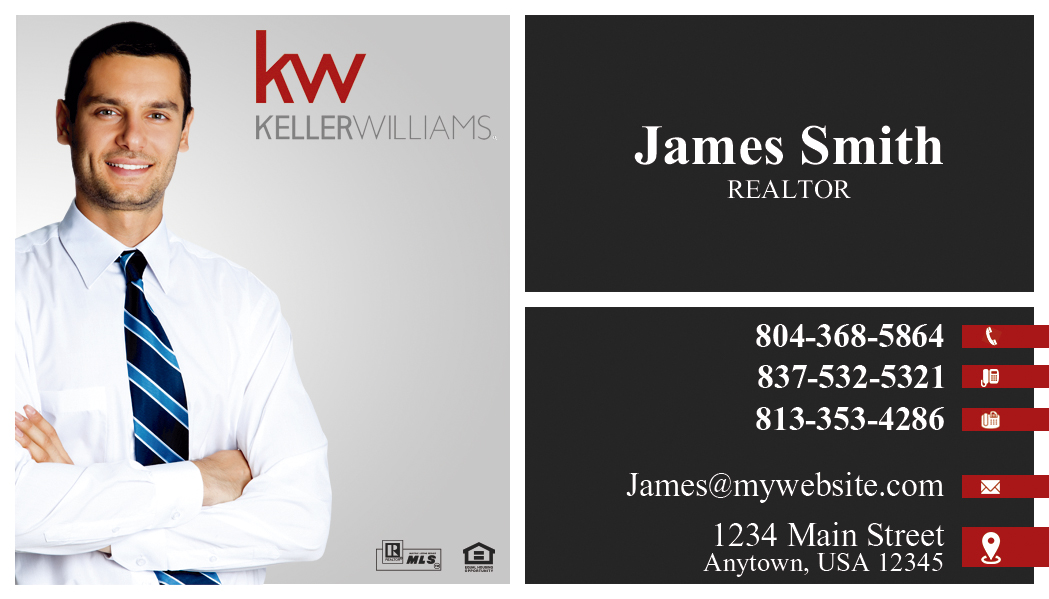 Keller williams business cards keller williams business card template keller williams business cards rsd kw 103 fbccfo