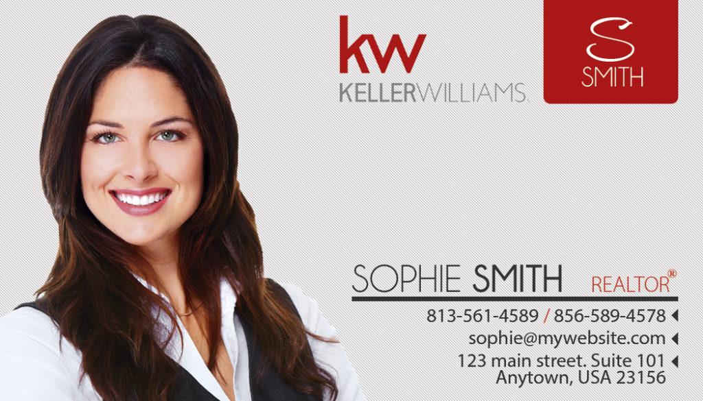 Keller Williams Business Cards | Keller Williams Business Card Template